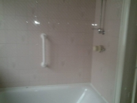 Bathroom Knock Through - Bolton Le Sands