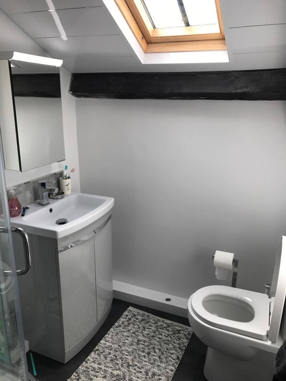 Bathroom Refit Yealand